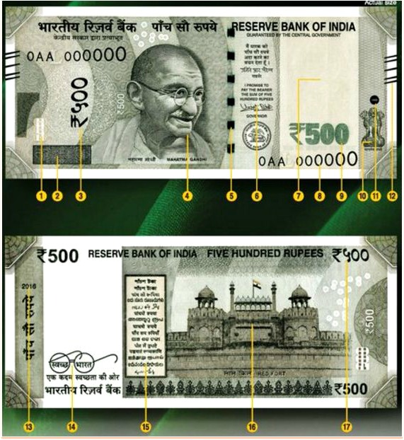new-500-rupee-bank-notes-features-2016-2017-how-to-identify-new-500-rupee-currency-notes-pic