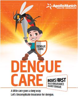 Apollo munich Dengue Care Medical insurance plan