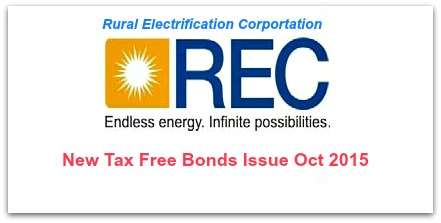 REC Tax Free Bonds 2015 issue pic