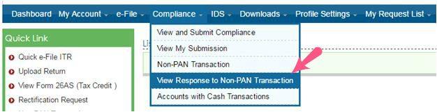 view-reponse-to-non-pan-financial-transactions-online-efiling-portal-pic