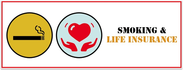 Smoking & Life insurance policy impact on premium rates pic