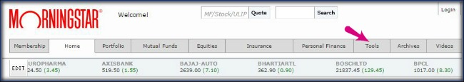 Tools to evaluate mutual fund schemes performances pic