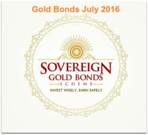 Sovereign Gold Bonds Scheme July 2016 Golds Bonds 2016 2017 Latest Gold Bonds Issue Details