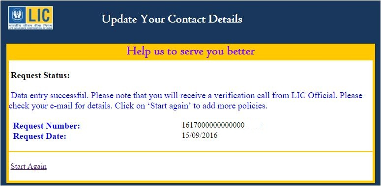request-to-update-contact-details-on-lic-policy