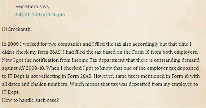 tds deducted-by-employer-in-form-16-but-not-found-in-form-26as-i-have-received-income-tax-notice-pic-2