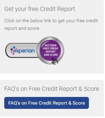 Get free Experian Credit Score Credit information report
