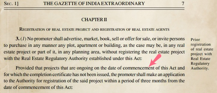 RERA Real estate Regulations Development Act 2017 Latest rules guidelines pic