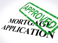Home loan Mortgage loan Credit Assessment Loan application underwriting approved rejected