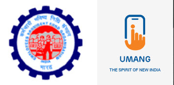 EPF services on Umang APP