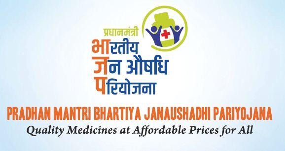 PMBJP Yojana Pradhan Mantri Bhartiya Jan Aushadhi PariYojana Govt scheme for low cost affordable generic medicines Jan Aushadhi stores