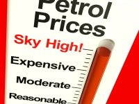 GST on Petrol and diesel petroleum products
