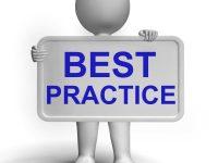 Benechmarking best practices