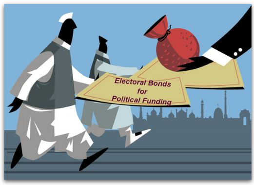 Electoral Bonds for Political Funding pic