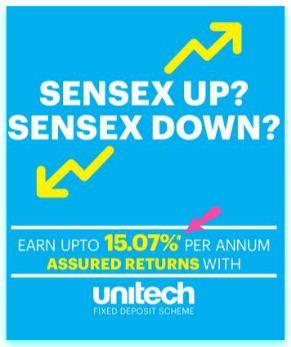 Unitech fixed deposit scheme asterisk symbol pic