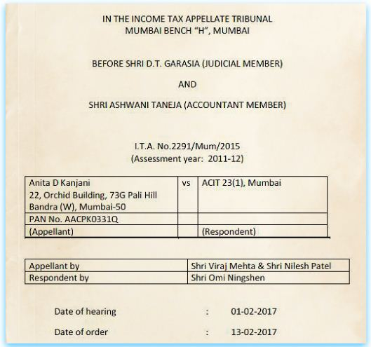 IT Tribunal order ITAT High court judgements on date of allotment for calculating holding period for taking indexation benefit long term capital gains pic