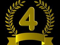 Its Fantastic Four! Celebrating my Fourth Blogging Anniversary | Thank you, One & All
