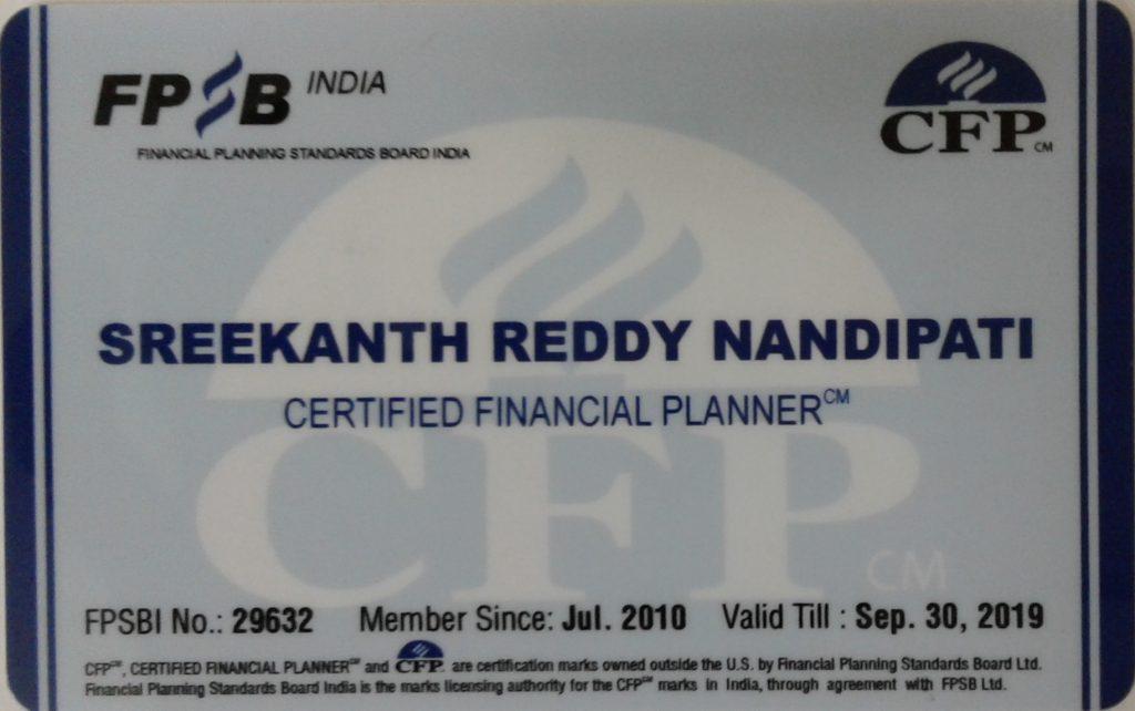 CFP ID CARD