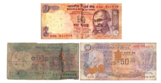 How to exchange old currency notes soiled damaged bank notes old Rs 2000 500 100 50 10 notes