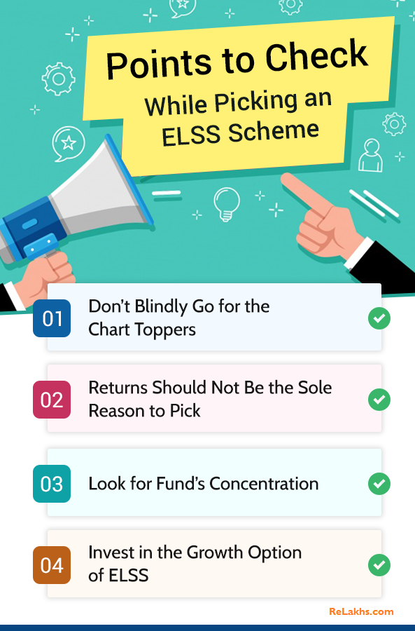 How to pick best ELSS mutual fund scheme - Factors to consider