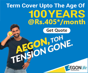 Aegon Term Life Insurance Plan