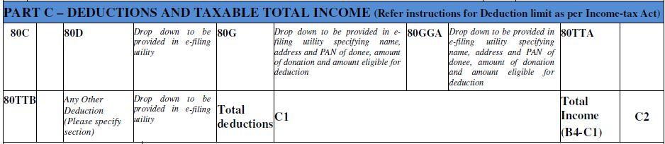 Income Tax Return Filing AY 2019-20 FY 2018-19 Sec 80TTB