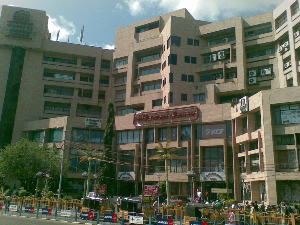 Spencer Plaza - Chennai